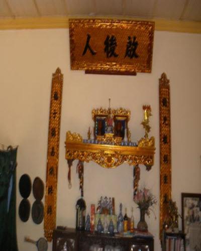 Tục thờ cúng tổ tiên của người Việt