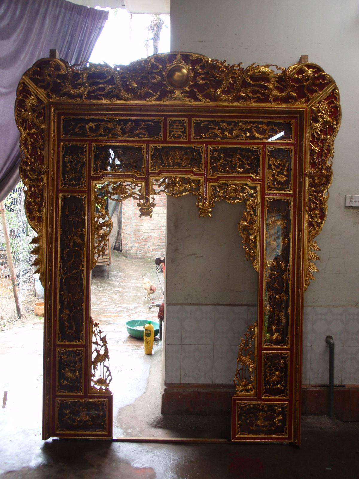 cửa võng đẹp