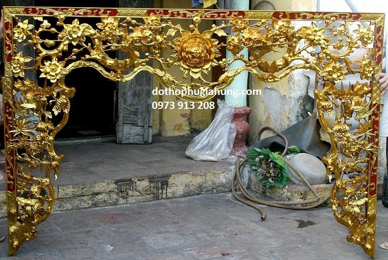 Cửa Võng Tứ Linh Hóa
