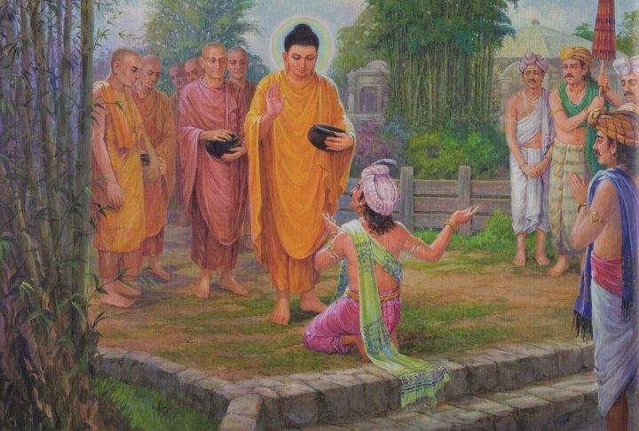 Đạo Phật Với Việc Bố Thí