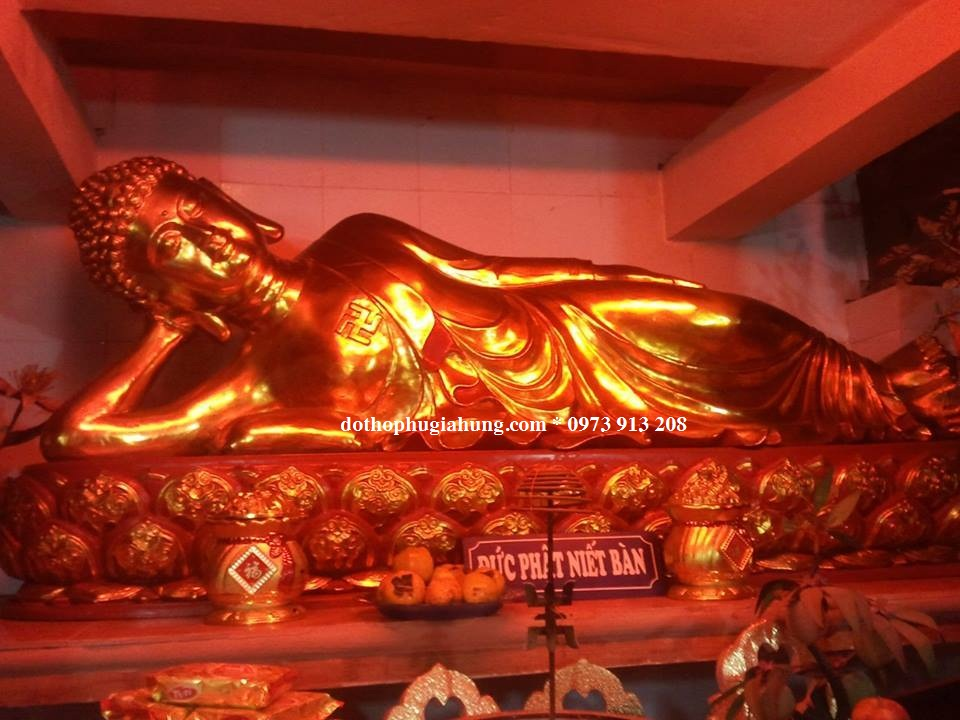 Đức Phật Niết Bàn