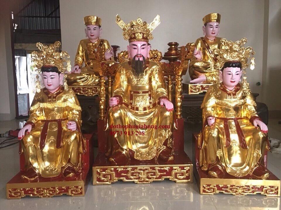 Trần Triều Đại Vương, Nhị Vị Vương Cô