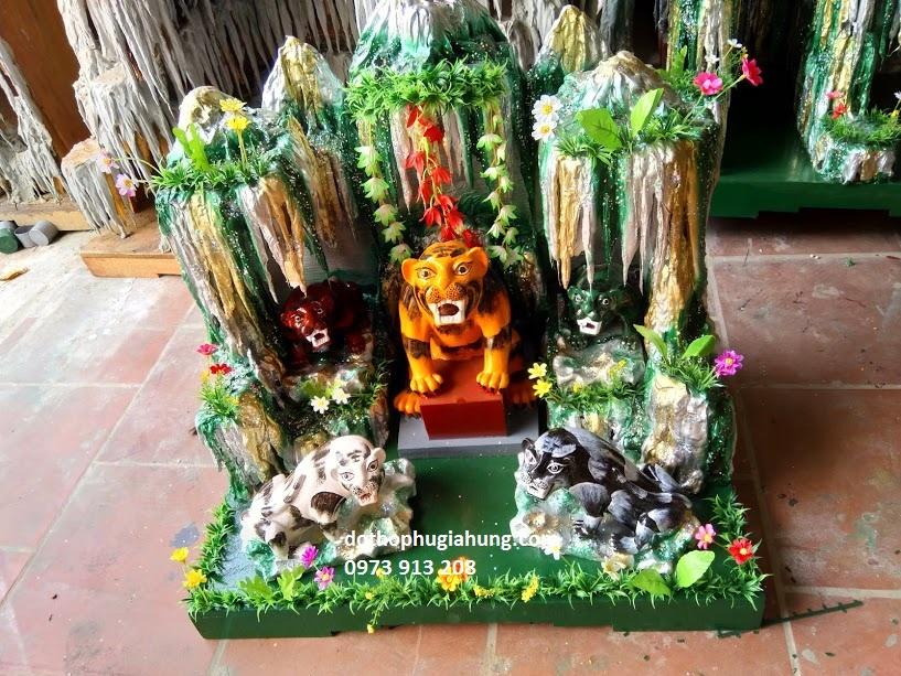 Động Sơn Trang Động Ngũ Hổ