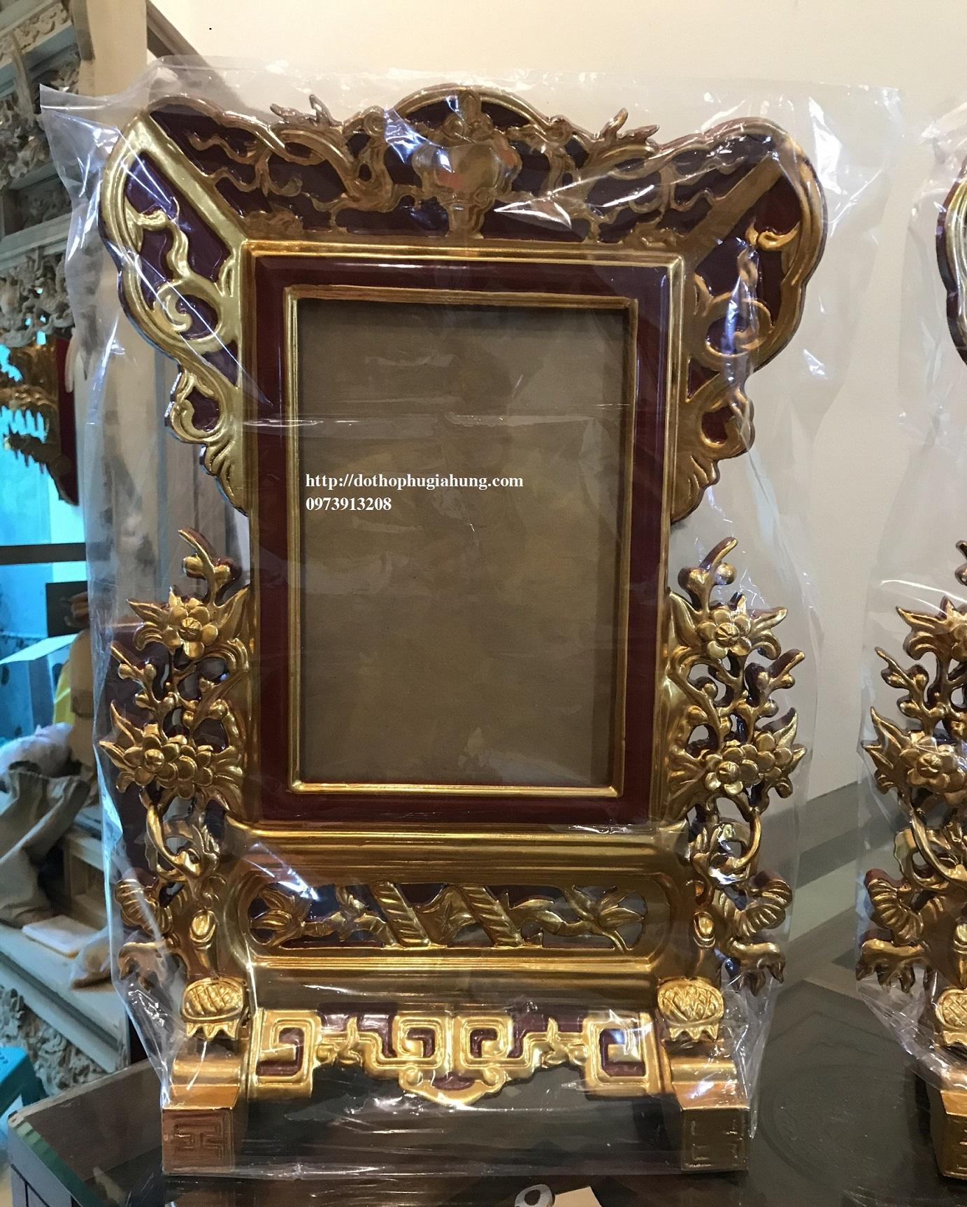 khung ảnh thờ gia tiên